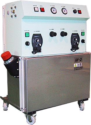 Soluble Water Jet Injection Generator (M&S Series)